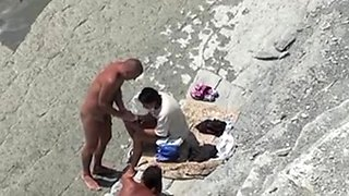 cuckold beach wife dogging fun