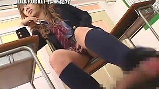 Fabulous Japanese girl Shiori Inamori in Crazy Fingering, Dildos/Toys JAV video