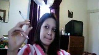 Best amateur Webcams, Smoking adult movie