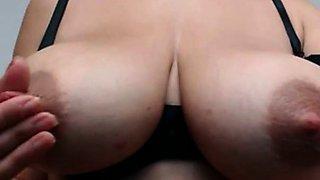Milk from tits Desireerose